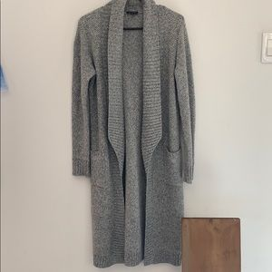NWOT Long cardigan